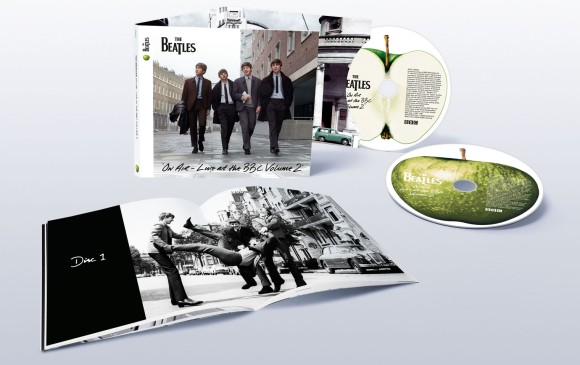 Beatles BBC Vol2_CD
