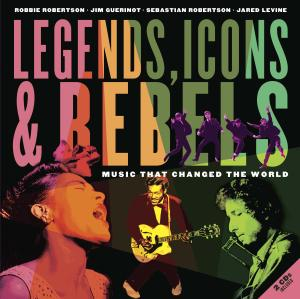 Legends Icons & Rebels