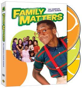 Family Matters Season 4