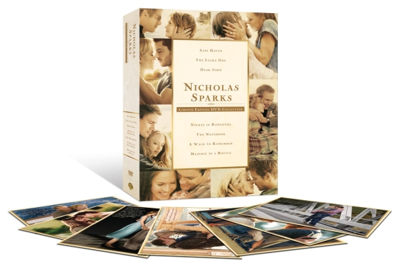 Nicholas_Sparks_DVD_Collection
