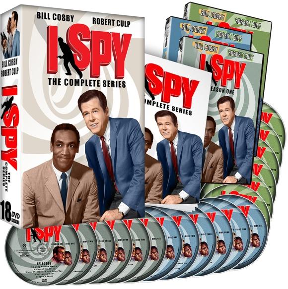 I Spy 3D with Discs