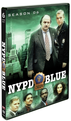 NYPD Blue S6