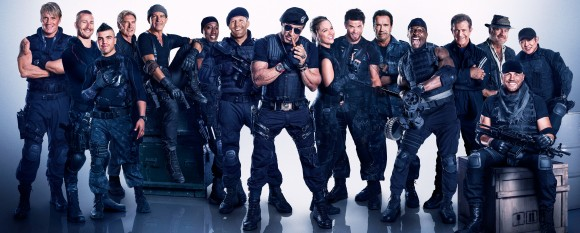 The Expendables 3 - Final One Sheet