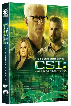 CSI_The 14th Season