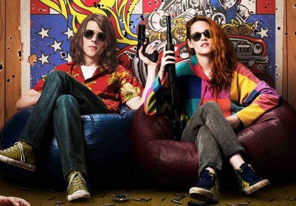 American Ultra - Comic Con Poster crop