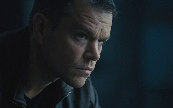 Film Title: Jason Bourne