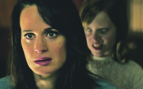 Watch out! Elizabeth Reaser and Lulu Wilson star in 'Ouija: The Origin of Evil.'