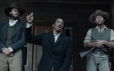Armie Hammer as Samuel Turner Nate Parker as Nat Turner and Jayson Warner Smith as Earl Fowler