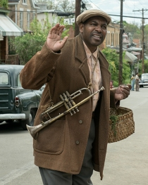 Mykelti Williamson plays Gabriel.