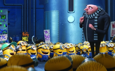 Film Title: Despicable Me 3