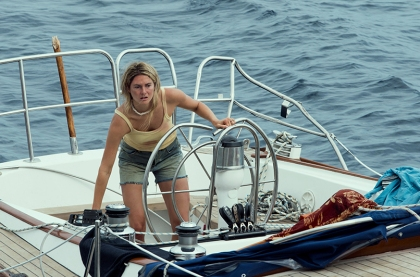 Shailene Woodley stars in ADRIFT Courtesy of STXfilms