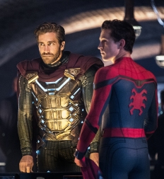 Tom Holland (Finalized);Jake Gyllenhaal (Finalized)